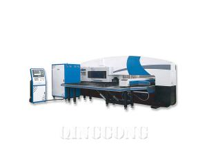 hydraulic cnc turret punching machine 2